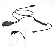 Impact Gold Series 1-Wire Earpiece Mic for Kenwood NX300 NX200 NX300G