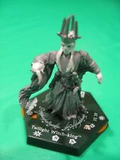"Lotr Tmg Combat Hex Fe 039 Twilight Witch King ""Rare"""