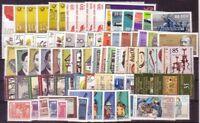 DDR Jahrgang 1981 , postfrisch , Auswahl aus Michel Nr.  2572 - 2666
