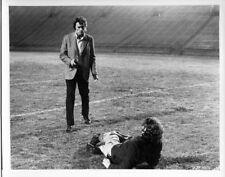Dirty Harry original 8x10 photo Clint Eastwood Andrew Robinson in stadium field