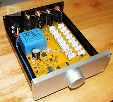 Finished Relay Volume Controller / Balanced Potentiometer / Balanced Preamp