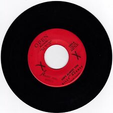 NORTHERN SOUL 45RPM - BILLY HARNER ON OPEN RECORDS - RARE!