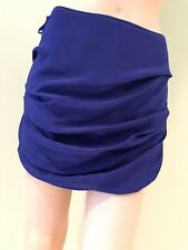 Maurie & Eve- Womens Skirt  - PRELOVED - Size 8 - 100% Silk