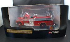 Corgi  52403 Mack B Closed Pumper Corpus Christi  1/50 boxed / en boîte