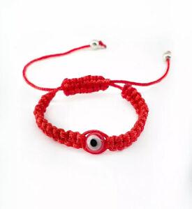 Evil Eye Red Infant Bracelet Baby Newborn Protection Pulsera de Ojo Bebé