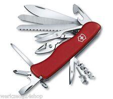 Victorinox Workchamp 0.9064 rot Taschenmesser Multi-Tools groß 21 Funktionen