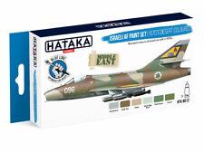 Hataka BS12 - (6 pcs) Israeli AF paint set (1970's desert colours) (15,68€/100ml