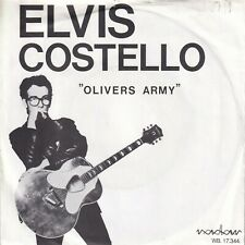 7inch ELVIS COSTELLO olivers army HOLLAND 1979  EX/VG++ (S3288)