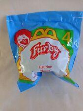 McDonalds FURBY Figurine 4 Happy Meal Toy 1998 Tiger Electronics NIP