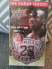 Serial Numbered Michael Jordan Set Basketball Trading Cards For Sale