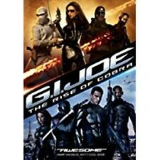 G.I. JOE: The Rise of Cobra (DVD, 2009, 2-Disc Set, Includes Digital Copy) NEW