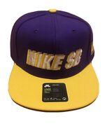 "Nike SB Snapback ""Lakers"" NBA Collabo Dunk"