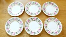 Royal Worcester - Royal Garden - Side/Tea Plate x 6