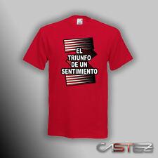 Camiseta el triunfo de un sentimiento atelti ateltico madrid  ENVIO 24/48h