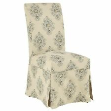 Set Of 4 Pier 1 Dana Parsons Chair Cover Slipcovers