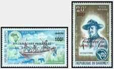 Timbres Scoutisme Dahomey PA213/4 * lot 26794