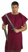 Roman Soldier Tunic Emperor Caesar Greek Spartacus Costume Uniform