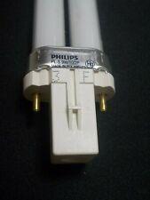 UV-Light Philips PL-S 9w/10/2P Made in Poland Hg UV-A UV-Lampe 2 Bolzen Stifte