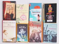 Romane 8x Ein vollkommener Tag/Himmelblau und../Middlesex/Betty Blue/Liebe Schme