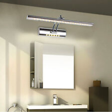 LED Spiegelleuchte Mit Schalter 7W Spiegellicht Wandlampe Badleuchte Warmweiß