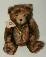 """Boyds Bea Goodfriend Bear Teddy Plush 15"""" New in bag Tags NOS 2006 Brown"""