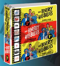 BEVERLY HILLBILLIES COLLECTORS BINDER for Trading Cards & Memorabilia