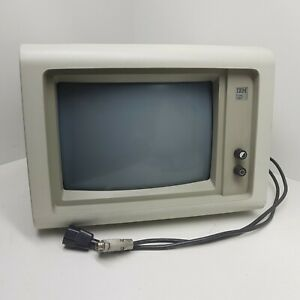 IBM 5151 Monochrome Monitor MDA. Tested & Working. for 5150/5160/5170 etc.