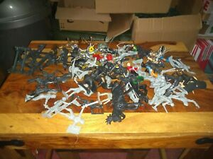 Knights Toy Soldiers Lot.