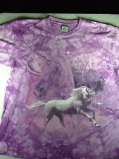 St052 Back To Earth Unicorn T-Shirt XL