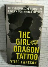 The Girl with the Dragon Tattoo Suspense Thriller Crime Fiction Stieg Larsson