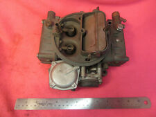 1965-1966 Shelby Mustang 289 Holley Carburetor 522 Date  D0PF-9510-U 4BC