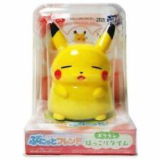 Takara Tomy Pokemon Punitto Friend Line Pikachu wiggle small Toy Figure