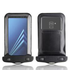 Nueva Funda Impermeable Arena Bolsa Seco Funda para Samsung Galaxy A8 (2018)