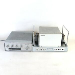 Radford STA25 III Valve Amplifier & SC22 Pre-Amplifier | serviced | ideal audio