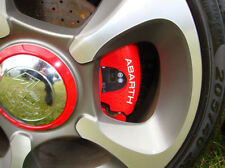 FIAT Abarth Brake Caliper Decals Stickers 500 Grande Punto Stilo Bravo Panda