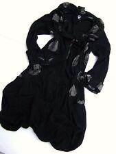 My Soul Extravagantes Ballonkleid Kleid Schwaz Gr. S    S36