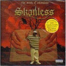 (NEW!) CD SKANLESS BOOK OF SKANLESS  ULTRA-RARE XXX RAP