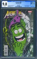 Avengers 684 (Marvel) CGC 9.8 1st full appearance of Immortal Hulk Young Variant