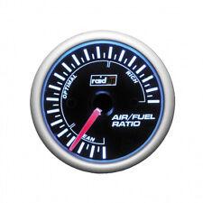 Raid hp Nightflight Blue Benzin Luftgemisch Lambda Anzeige,Zusatz Instrument 52