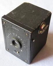 Kodak Baby Hawkeye England Made Box Camera - 127 Roll Film