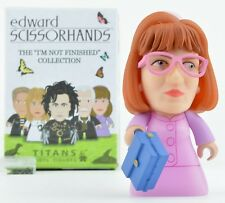 Edward Scissorhands I'm Not Finished Titans Vinyl Figure - Peg
