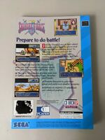 Shining Force CD Sega CD ORIGINAL REAR BOX ART ONLY! Please see pictures
