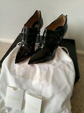 Chloe black ankle boots size IT36.5