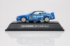 1:43 Ebbro #62 Calsonic Nissan Skyline GT-R Gr-A blue GTR BNR32 group A