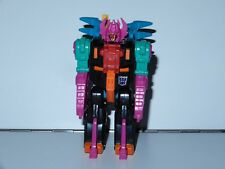 TRANSFORMERS G1 ACTION MASTERS ELITE DOUBLE PUNCH 100% COMPLETE 1990 EURO UK