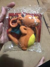 Pokemon Plush Charizard clip Zipper Pull figure Stuffed Doll