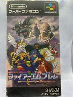 Nintendo Super Famicom Fire Emblem : Mystery of the Emblem SFC SNES Japan
