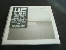 U2 NO LINE ON THE HORIZON ULTRA RARE SEALED CD + BOOKLET+ POSTER PACK!