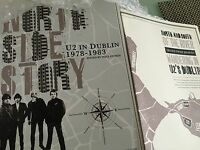 NEW North Side Story U2 in Dublin 1978-1983 Exclusive Book & Map.