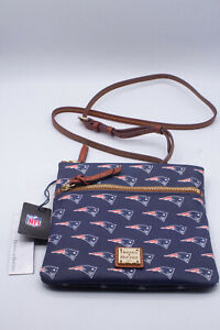 NWT Dooney & Bourke NFL New England Patriots Crossbody Bag Purse